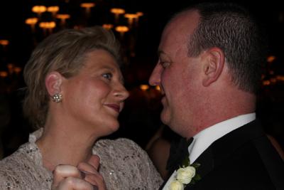 Patrick and Tina MacNamara